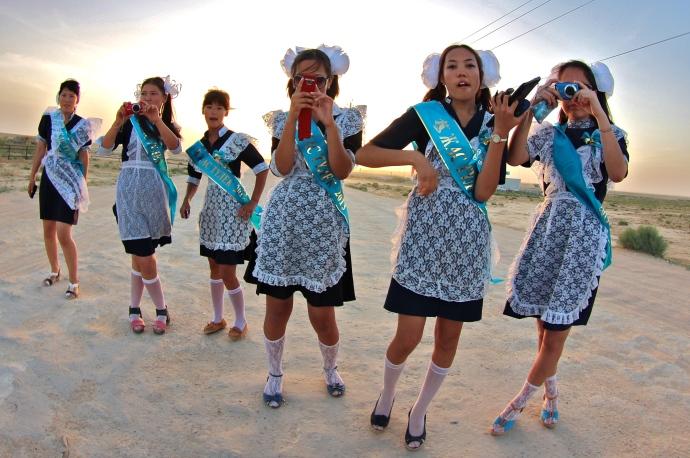 chicas kazajas 5